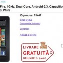 Kindle Fire disponibil la evomag.ro