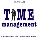 Audiobook-ul de luni: Time Management